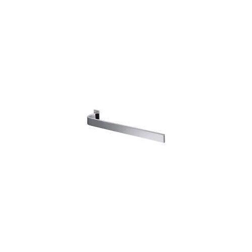 Giese Handtuchhalter 40 cm für Befestigung am Badmöbel Handtuchhalter L: 40 T: 6,1 H: 2,5 cm chrom 91652-02