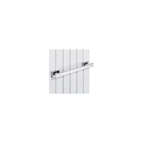 Giese Magnethalter Badetuchhalter 59,2 cm mit Magnetbefestigung Magnethalter L: 59,2 T: 5,1 H: 4,4 Magnet Ø: 6 cm chrom 34367-02