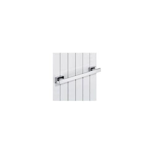 Giese Magnethalter Handtuchhalter mit Magnetbefestigung Magnethalter L: 40,2 T: 5,1 H: 4,4 Magnet Ø: 6 cm chrom 34364-02