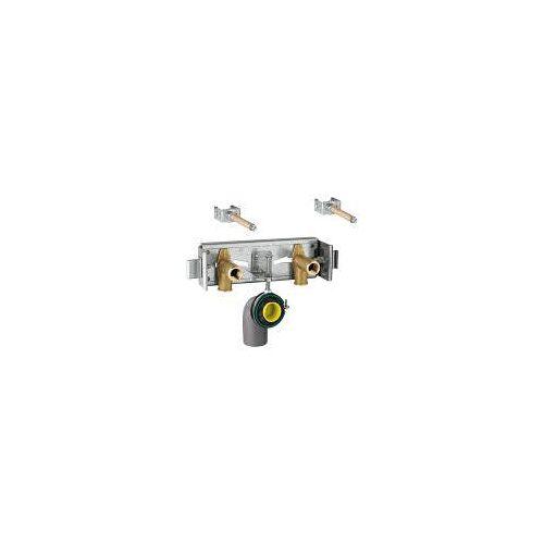 Grohe Rapid Pro Halterung für Waschtisch mit Standarmatur Rapid Pro für Waschtische mit Standarmatur B: 24,5 H: 8 T: 6,3 cm 39030000