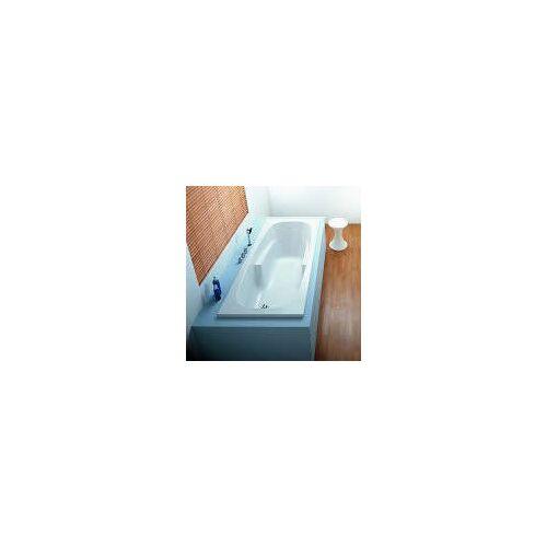 Hoesch Benidorm Rechteckbadewanne 170 x 80 cm Benidorm L: 170 B: 80 H: 42,5 cm ohne Schürze 6112.010