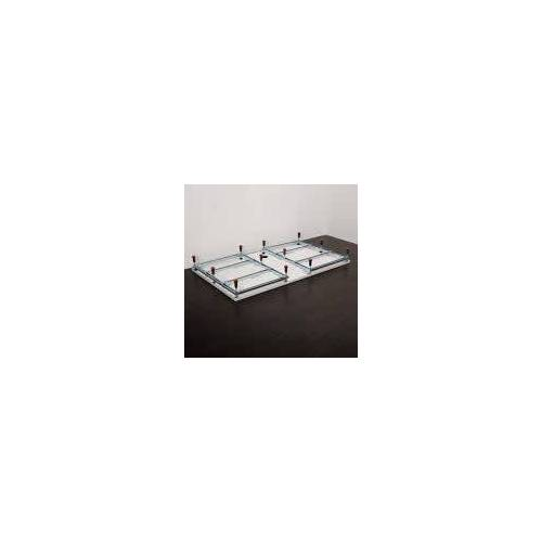 Hoesch Untergestell für Muna Halbrund - Duschwanne für Muna Halbrund - Duschwanne 100 x 100 und 110 x 90 cm   118982
