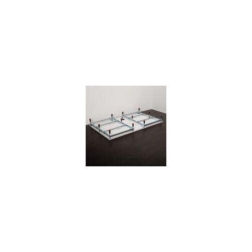 Hoesch Untergestell für Muna Rechteck - Duschwanne für Muna Rechteck - Duschwanne 110 x 100, 110 x 110, 120 x 100, 130 x100 und 140 x 100 cm