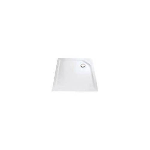 HSK Acryl-Duschwanne Superflach 100 x 100 cm superflach B: 100 L: 100 cm weiß 52501004