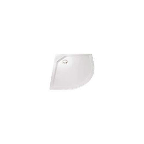 HSK Acryl-Duschwanne superflach 100 x 100 cm superflach B: 100 T: 100 H: 3,5 cm weiß 50510004