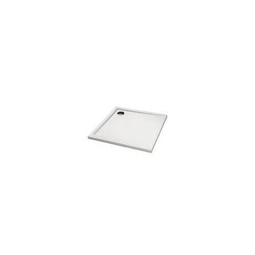 HÜPPE Purano Rechteckduschwanne 100 x 100 cm Purano L: 100 B: 100 H: 4 cm weiß 202162055