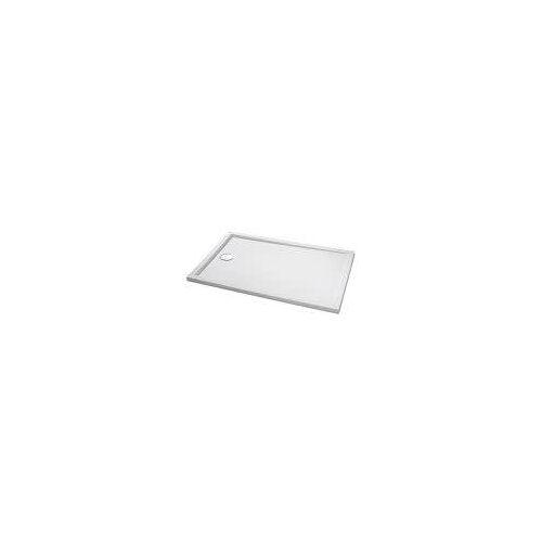 HÜPPE Purano Rechteckduschwanne 100 x 70 cm Purano L: 100 B: 70 H: 4 cm weiß 202165055