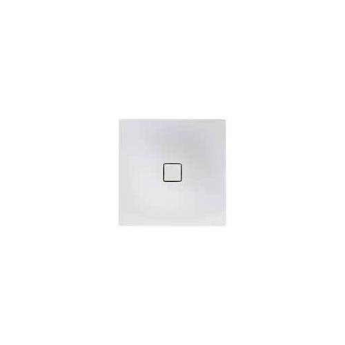 Kaldewei Conoflat 786-1 Duschwanne 100 x 100 x 3,2 cm Conoflat L: 100 B: 100 H: 3,2 cm weiß 465600010001