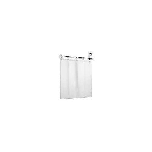 Keuco Plan Care Duschspritzschutz  zum Einhängen aluminium silber eloxiert/chrom 34940170001
