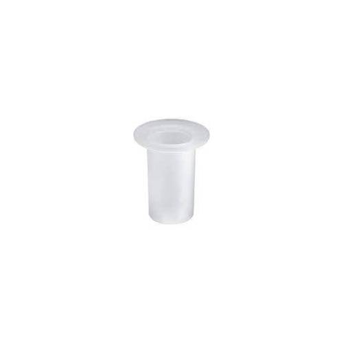 Kludi Ersatz Glas für Toilettenbürsten A-XES Ersatzglas satiniert 48996L3