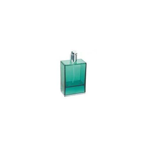Koh-I-Noor Seifenspender Standmodell  LEM VERDE  B: 8,5 T: 5,5 H: 17,5 cm grün 5857P
