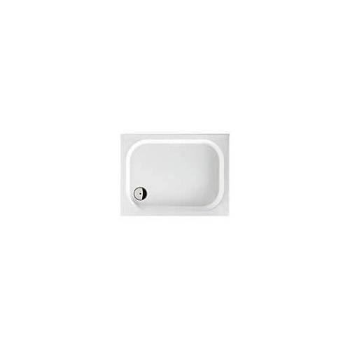 Mauersberger Duschwanne Litop 100 x 75 flach Litop B: 100 T: 75 H: 8,5 cm weiß 2010000201