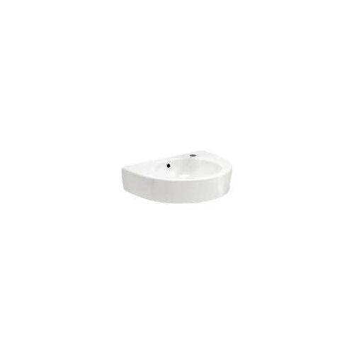Cersanit New York Compact Waschtisch 55 cm Megabad-New York B: 55 T: 42 H: 17 cm weiß FS00145