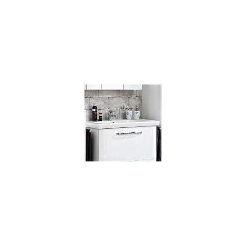 Pelipal Fokus 3005 Waschtisch 80 cm Fokus 3005 B: 80 T: 44 H: 2 cm weiß 993.998540