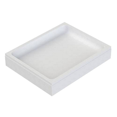 Schedel Duschwannenträger für Bette Ultra 110 x 80 x 3,5 cm Duschwannenträger Material: Polystyrol 14 cm SD 22093
