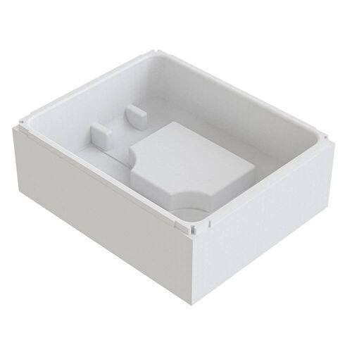 Schedel Standard Duschwannenträger 75 x 90 x 15 cm Duschwannenträger Material: Polystyrol 30,5 cm SD 20015