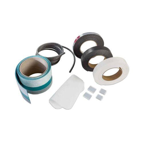 Schedel Multistar Schallschutz-Montage-Set für Badewanne, 3 m Multistar für Badewannen  SILSETWT