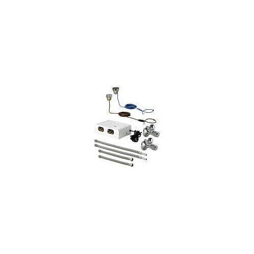 Viega Multiplex Trio E3-Armatur Mischeinheit elektronisch Modell 6146.215 Elektronische Armatur chrom  684655