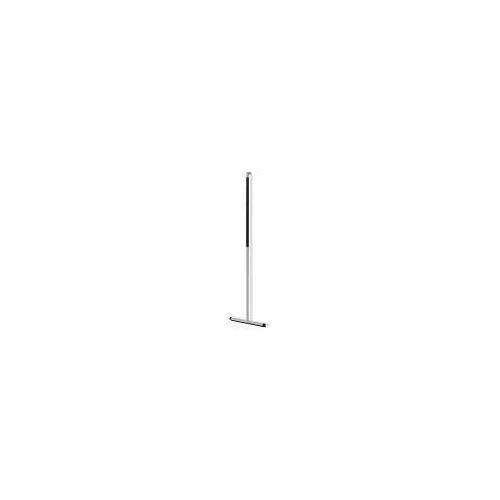 ZACK JAZ Bodenabzieher  B: 32 cm L: 120 cm edelstahl hochglänzend poliert 40090