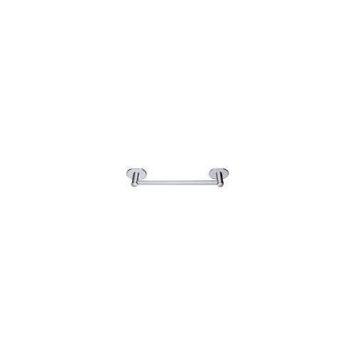 Zehnder Handtuchhalter für Badheizkörper Handtuchhalter für Badheizkörper Gesamtlänge 35,7 cm chrom 472008
