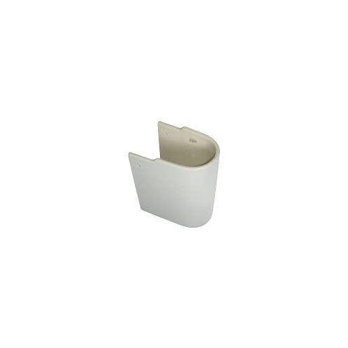 Ideal Standard Wandsäule für Handwaschbecken  weiß mit ideal plus für Handwaschbecken Connect Cube E7114MA