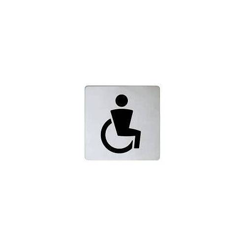 Keuco Plan Türschild Symbol Behinderte Plan Symbol Behinderte chrom 14968010000