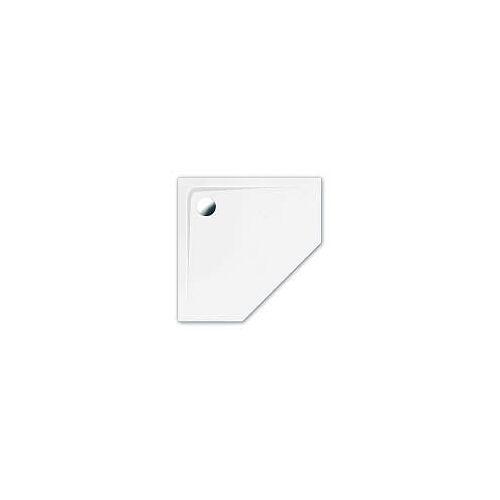 Repabad Arco 90/90 Fünfeck Duschwanne Arco L: 90 B: 90 cm weiß 20081WE
