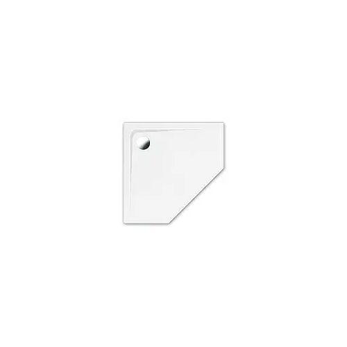 Repabad Arco 100/100 Fünfeck-Duschwanne Arco L: 100 B: 100 cm weiß 20082WE