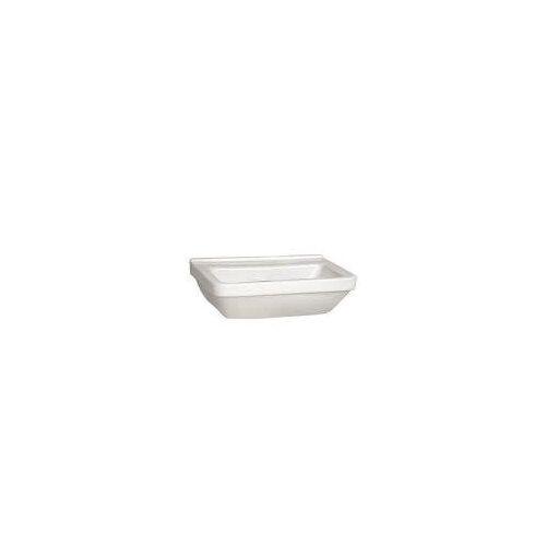VitrA S50 Waschtisch  B: 55 T: 45 cm weiß mit vitraclean 5309L403-0016