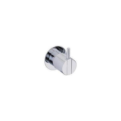 Vola Wand-Badewannen-Eingriffmischer UP  für Befüllung über den Überlauf Badewannen-Eingriffmischer Standard chrom 220116