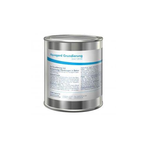DOYMA Aquagard Grundierung, 1 Liter Aquagard Grundierung für 4 m² 1 Liter für 4 m² 199071000000