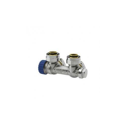 HEIMEIER Multilux Thermostatventil G 3/4, Eck, Außengewinde, Einrohrsystem 3857-02.000