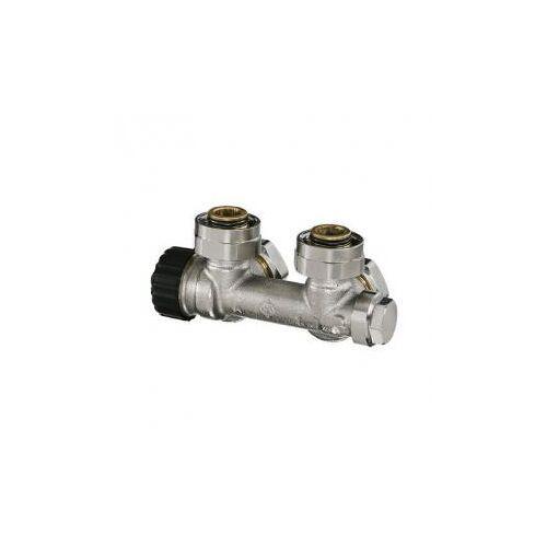 HEIMEIER Multilux Thermostatventil G 3/4, Eck, Außengewinde, Zweirohrsystem 3853-02.000
