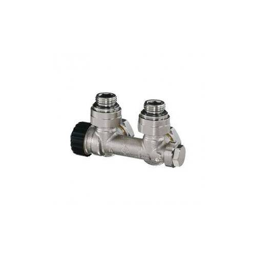 HEIMEIER Multilux Thermostatventil Rp 1/2, Eck, Innengewinde, Zweirohrsystem 3851-02.000