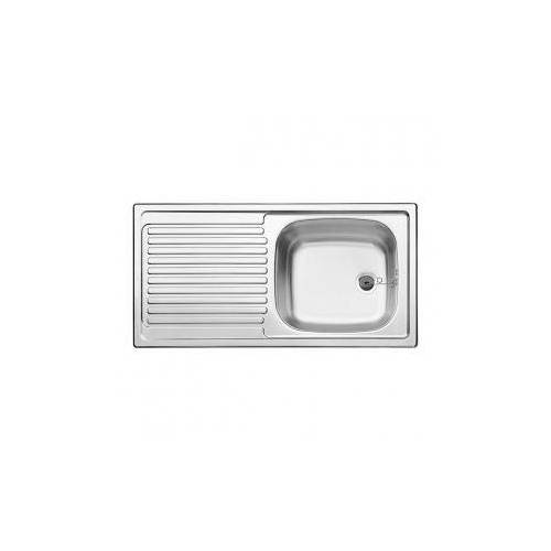 Blanco Top EES 8 x 4 drehbare Spüle B: 86 T: 43,5 cm 500370