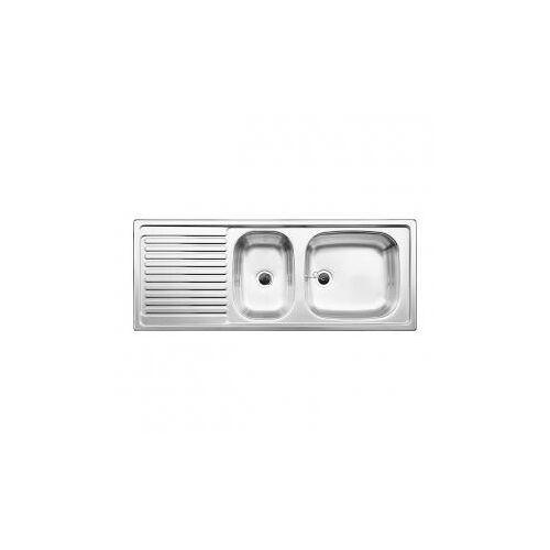 Blanco Top EZS 11 x 4 drehbare Spüle B: 110 T: 43,5 cm 500847
