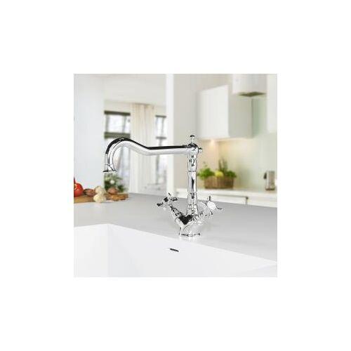 PREMIUM 100 Zweigriff-Küchenarmatur PR1175