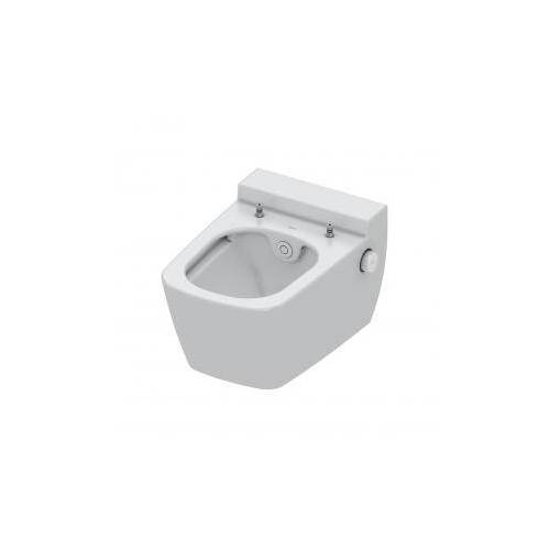 TECE one Wand-Tiefspül-WC L: 54 cm B: 38,5 cm, mit Duschfunktion 9700200