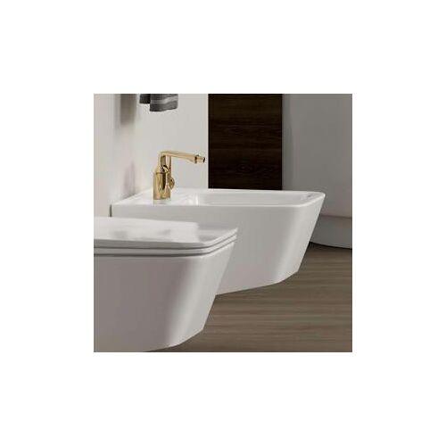 VitrA Equal Wand-Bidet L: 54 B: 39,5 cm weiß 7246B403-0288