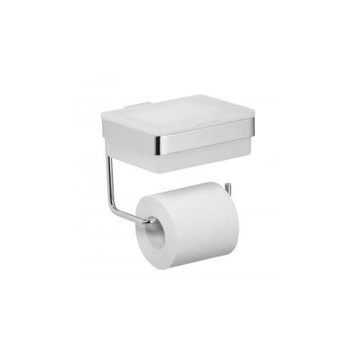 Avenarius Papierhalter mit Feuchttücherbox B: 155 H: 139 T: 152 mm 9002065010