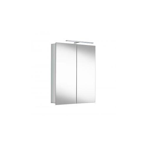 Matedo Entry SPS Spiegelschrank mit LED-Beleuchtung B: 60 H: 70 T: 12 cm SP-S60, EEK: A+