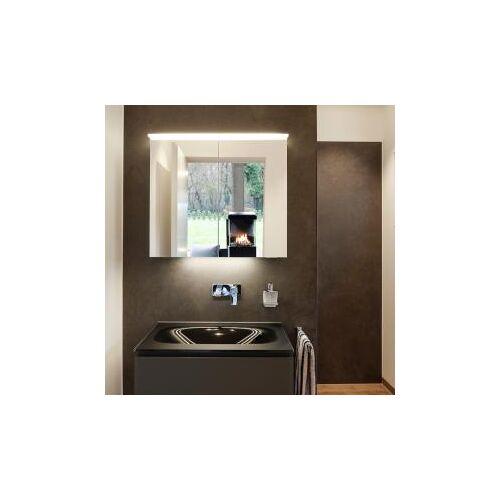 Matedo Next SPSL Spiegelschrank mit LED-Beleuchtung B: 60 H: 70 T: 12 cm SP-SL60, EEK: A+