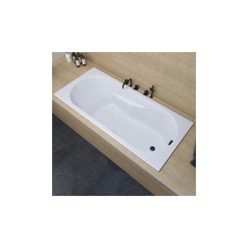 Riho Lazy Rechteck-Badewanne L: 180 B: 80 H: 47 cm BC41005