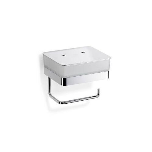 Giese Gifix Uno Glasbehälter für Feuchtpapier mit Papierhalter B: 150 H: 135 T: 150 mm 33770-02