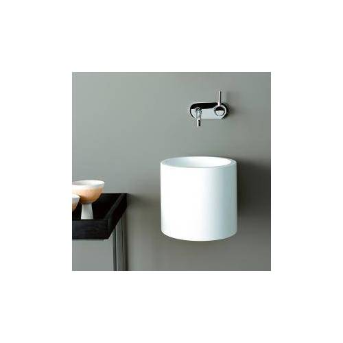 Alape WT.RS325 Waschtisch Ø: 32,5 cm weiß 5041000000