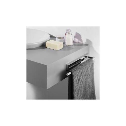 Avenarius Handtuchhalter ausziehbar 490 mm 9004406010