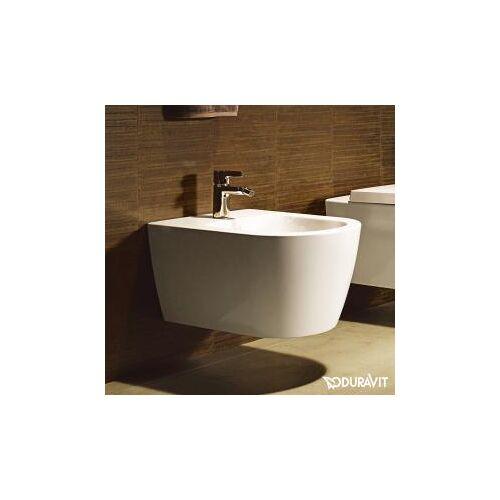 Duravit ME by Starck Wand-Bidet L: 57 B: 37 cm weiß 2288150000