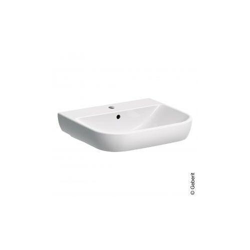 Geberit Smyle Waschtisch B: 55 T: 48 cm weiß, mit KeraTect 500227018