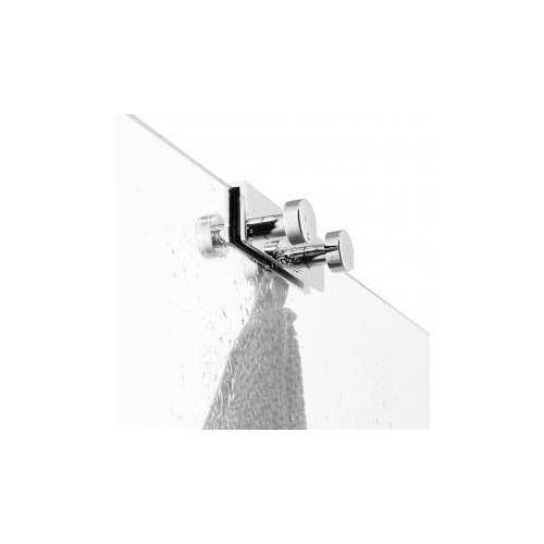 Giese Sky Hakenleiste mit 4 Haken für Glasduschwand B: 90 H: 27 T: 55 mm 31948-02