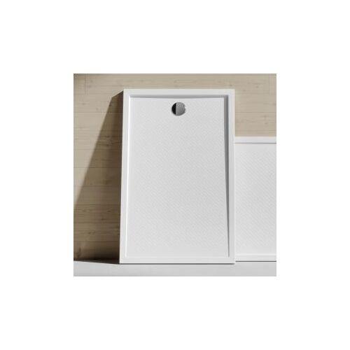 HÜPPE Purano Rechteck Duschwanne L: 100 B: 70 H: 4 cm weiß 202165055